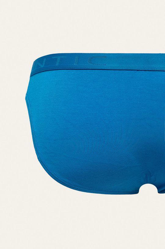 Atlantic - Slipy (2 pak) modrá