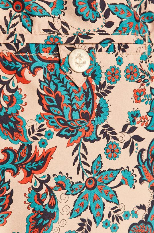 vícebarevná John Frank - Plavkové šortky