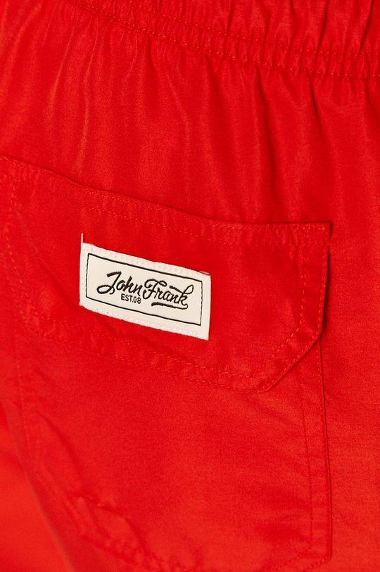 červená John Frank - Plavkové šortky