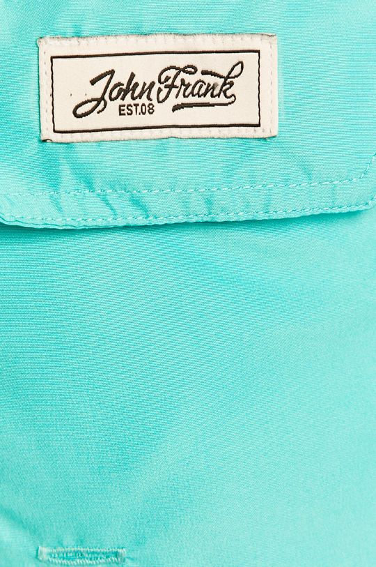 tyrkysová John Frank - Plavkové šortky
