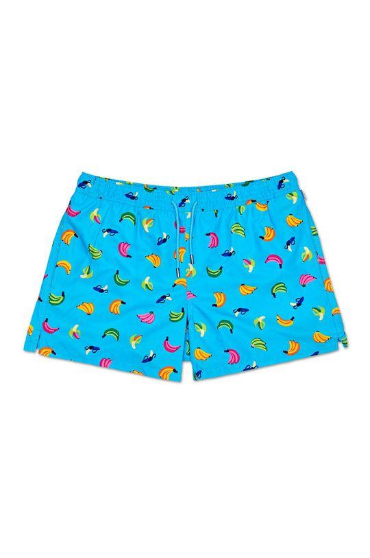 albastru Happy Socks - Pantaloni scurti de baie Banana De bărbați