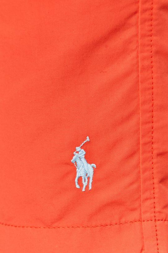 červená Polo Ralph Lauren - Plavkové šortky