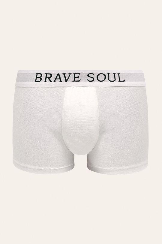 Brave Soul - Boxerky (3-pack) vícebarevná