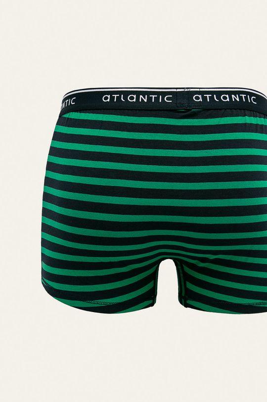 Atlantic - Boxerky zelená