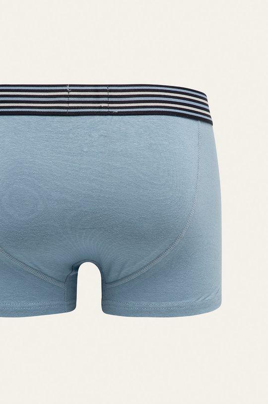 Pepe Jeans - Boxerky Skylar (3-pack) Pánský