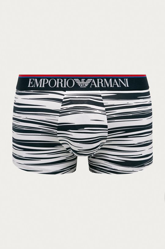 biały Emporio Armani - Bokserki Męski
