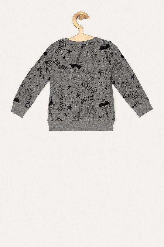 Name it - Bluza copii 92-128 cm gri