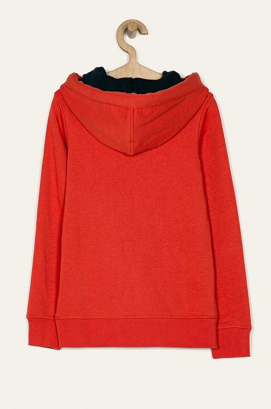Jack & Jones - Bluza copii 140-164 cm rosu ascutit