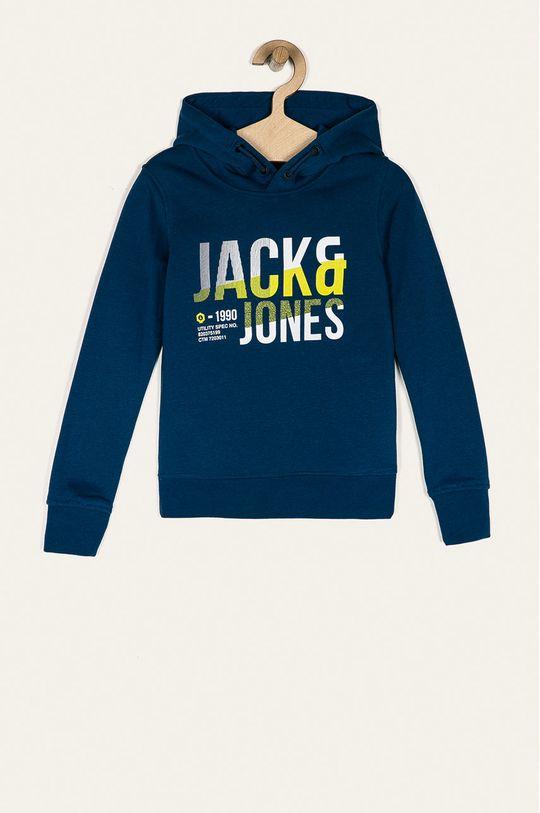 albastru metalizat Jack & Jones - Bluza copii 128-176 cm De băieți