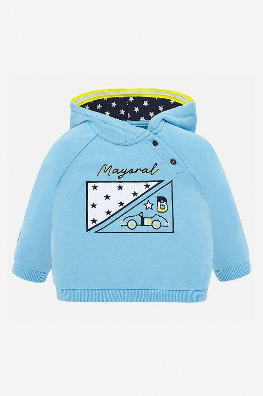 albastru deschis Mayoral - Bluza copii 68-98 cm De băieți