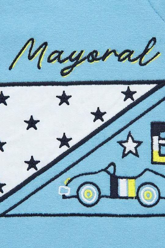 Mayoral - Bluza copii 68-98 cm 60% Bumbac, 4% Elastan, 36% Poliester