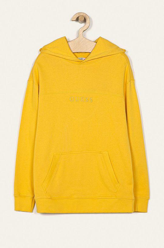 жовтий Guess Jeans - Дитяча кофта 118-175 cm Для хлопчиків