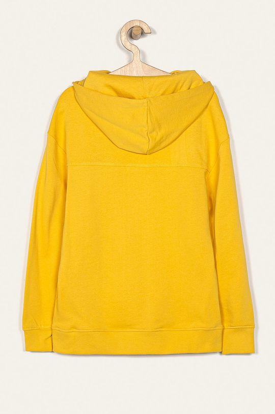 Guess Jeans - Detská mikina 118-175 cm žltá
