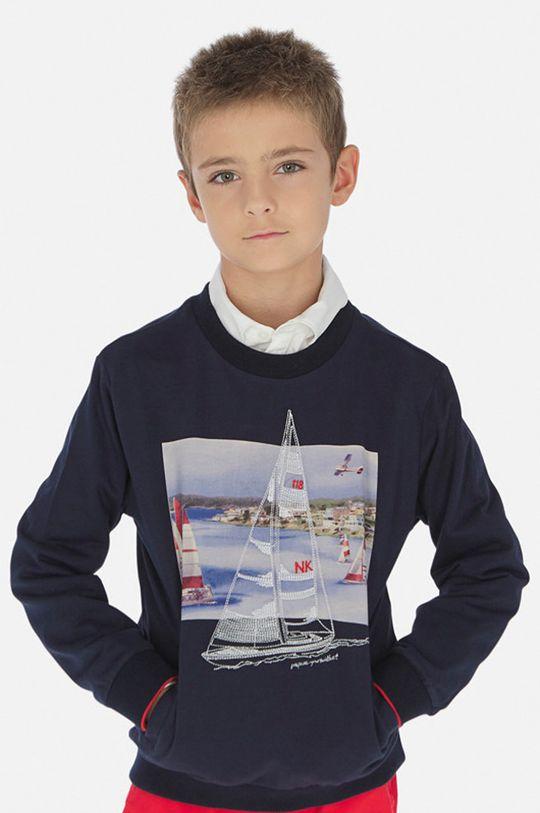 bleumarin Mayoral - Bluza copii 128-172 cm De băieți