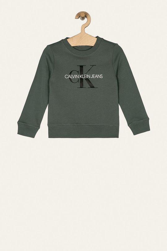 gri Calvin Klein Jeans - Bluza IU0IU00069 De copii