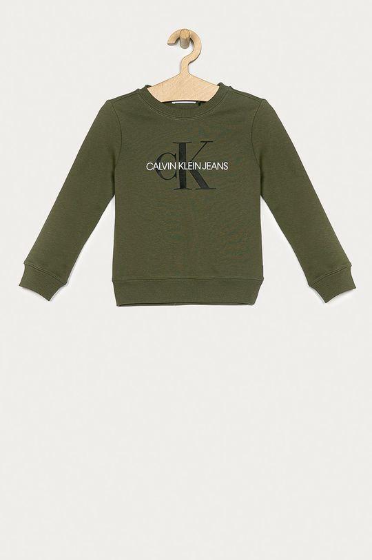masiliniu Calvin Klein Jeans - Bluza IU0IU00069 De copii