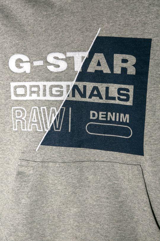 G-Star Raw - Detská mikina 128-172 cm  Základná látka: 100% Bavlna Elastická manžeta: 98% Bavlna, 2% Elastan