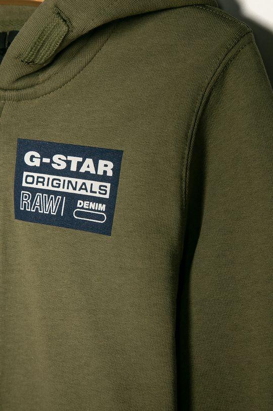 G-Star Raw - Дитяча кофта 128-176 cm  Основний матеріал: 100% Бавовна Резинка: 98% Бавовна, 2% Еластан