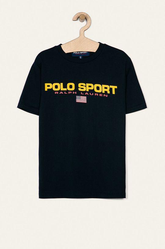 темно-синій Polo Ralph Lauren - Дитяча футболка 134-176 cm Для хлопчиків