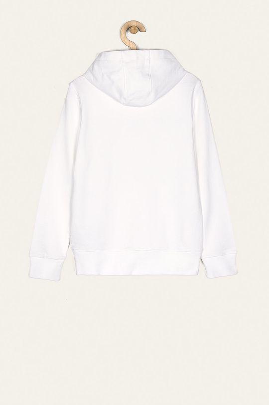 Tommy Hilfiger - Bluza copii 128-176 cm alb