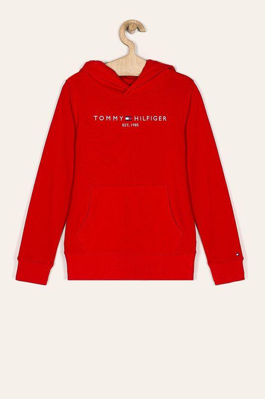 czerwony Tommy Hilfiger - Bluza dziecięca 128-176 cm Chłopięcy