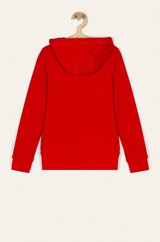Tommy Hilfiger - Bluza dziecięca 128-176 cm czerwony