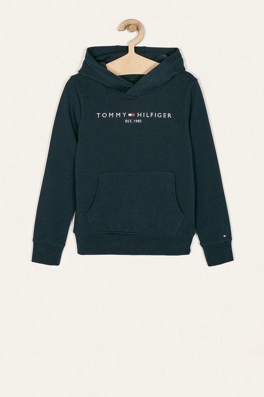 bleumarin Tommy Hilfiger - Bluza copii 128-176 cm De băieți