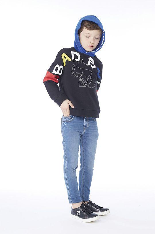 multicolor Karl Lagerfeld - Bluza copii 162-174 cm De băieți
