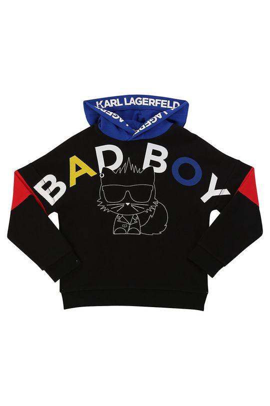 Karl Lagerfeld - Bluza copii 162-174 cm 13% Poliester , 87% Bumbac
