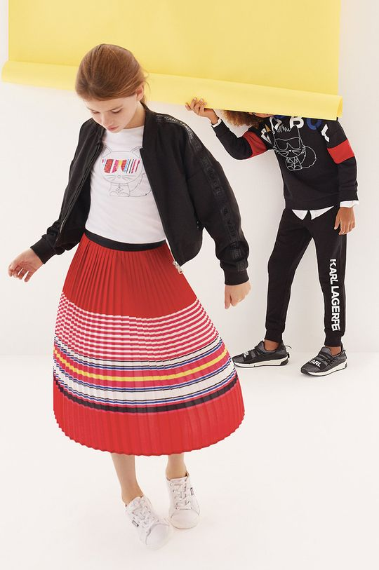 Karl Lagerfeld - Bluza copii 162-174 cm De băieți