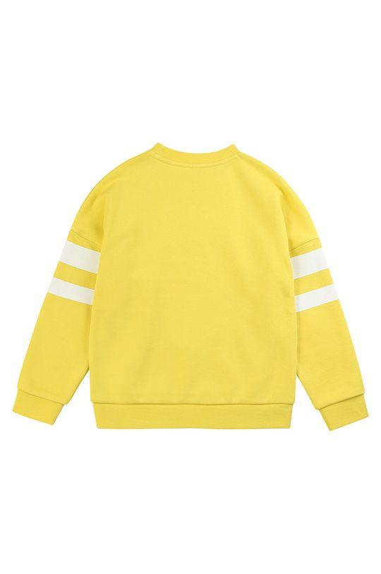 Karl Lagerfeld - Bluza copii 162-174 cm galben