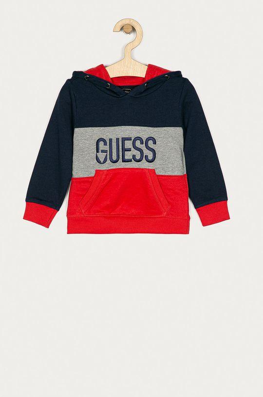 bleumarin Guess Jeans - Bluza copii 92-122 cm. De băieți