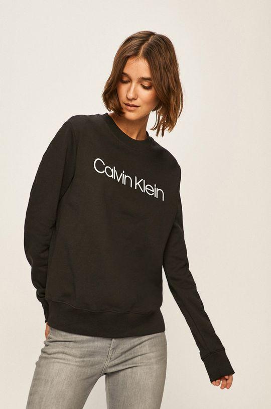 černá Calvin Klein - Mikina Dámský