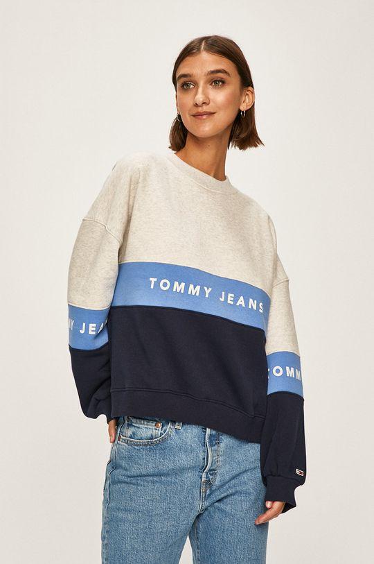 albastru Tommy Jeans - Bluza De femei