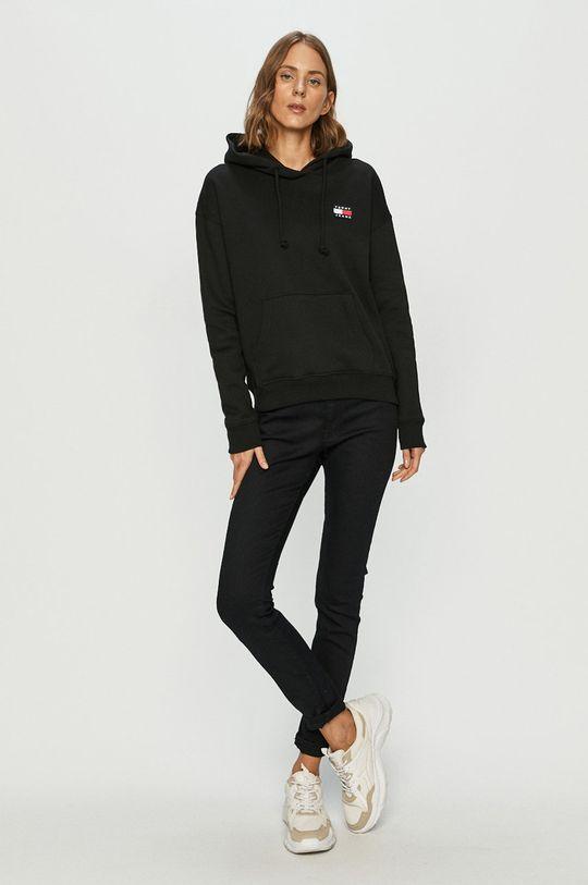 Tommy Jeans - Felső fekete