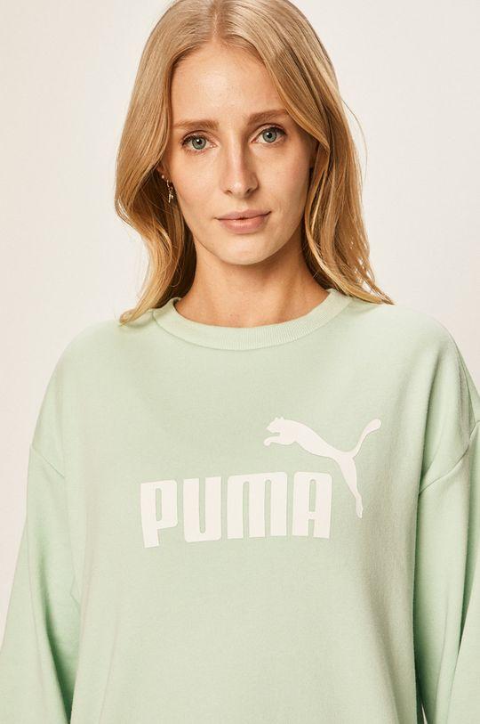 Puma - Bluza miętowy