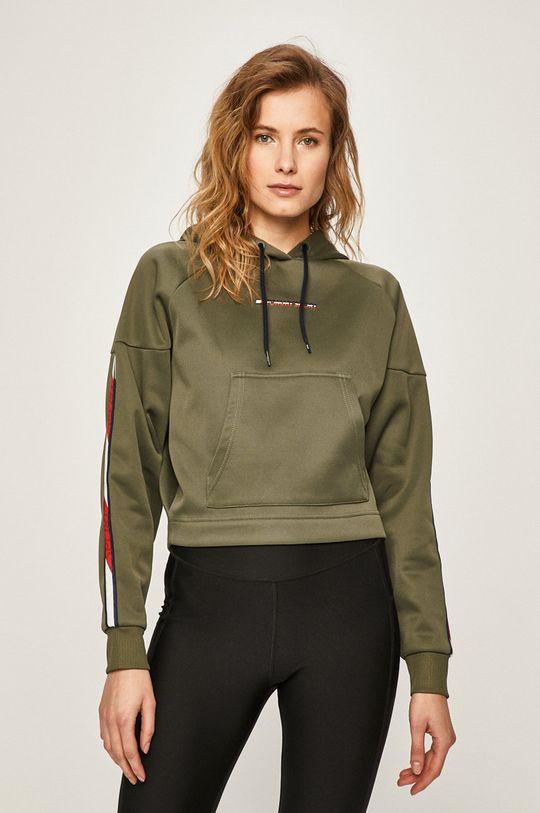 verde Tommy Sport - Bluza De femei
