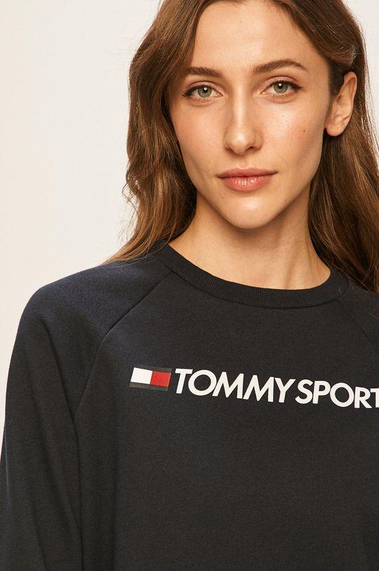 bleumarin Tommy Sport - Bluza