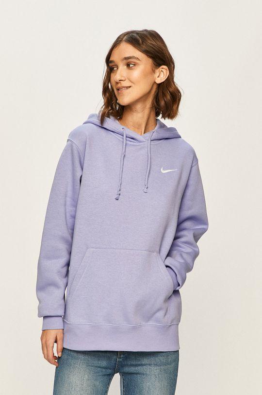 zelená Nike Sportswear - Mikina Dámský