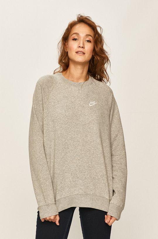 gri Nike Sportswear - Bluza De femei