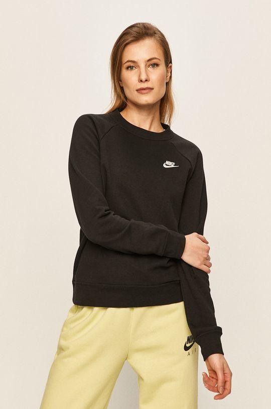 negru Nike Sportswear - Bluza De femei