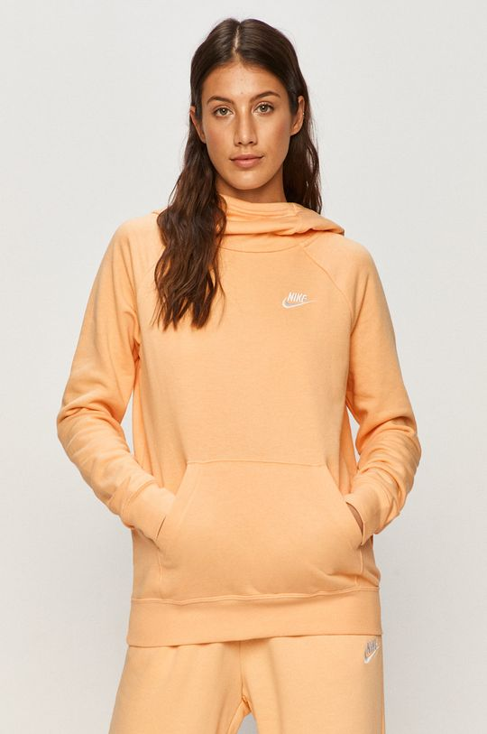 portocaliu deschis Nike Sportswear - Bluza De femei