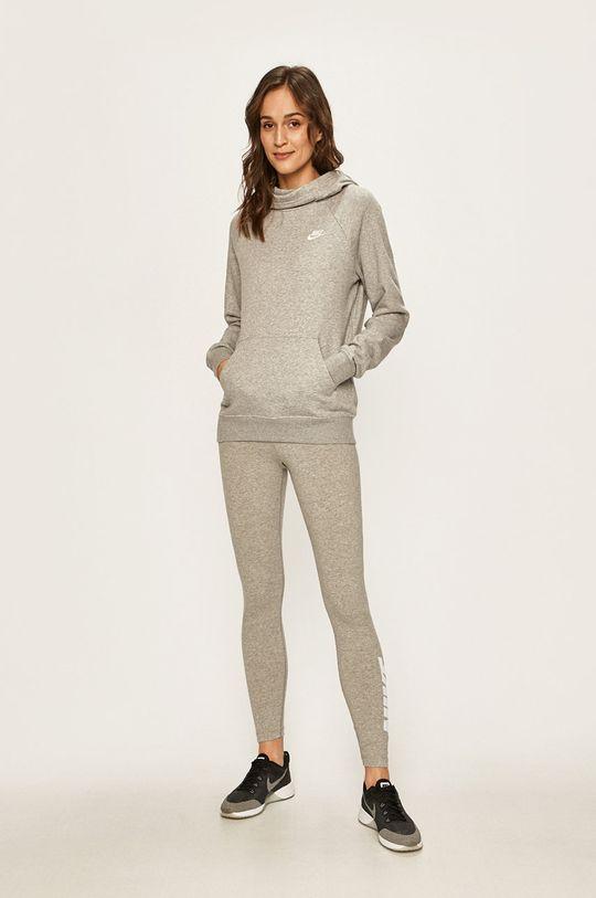 Nike Sportswear - Mikina šedá