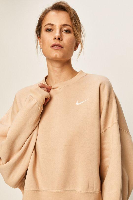 pastelově růžová Nike Sportswear - Mikina