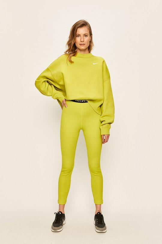 Nike Sportswear - Mikina olivová