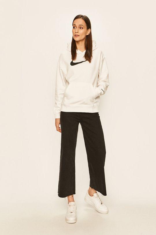 Nike Sportswear - Mikina bílá