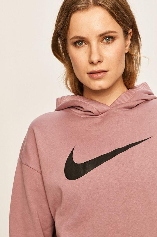 fialovo-růžová Nike Sportswear - Mikina