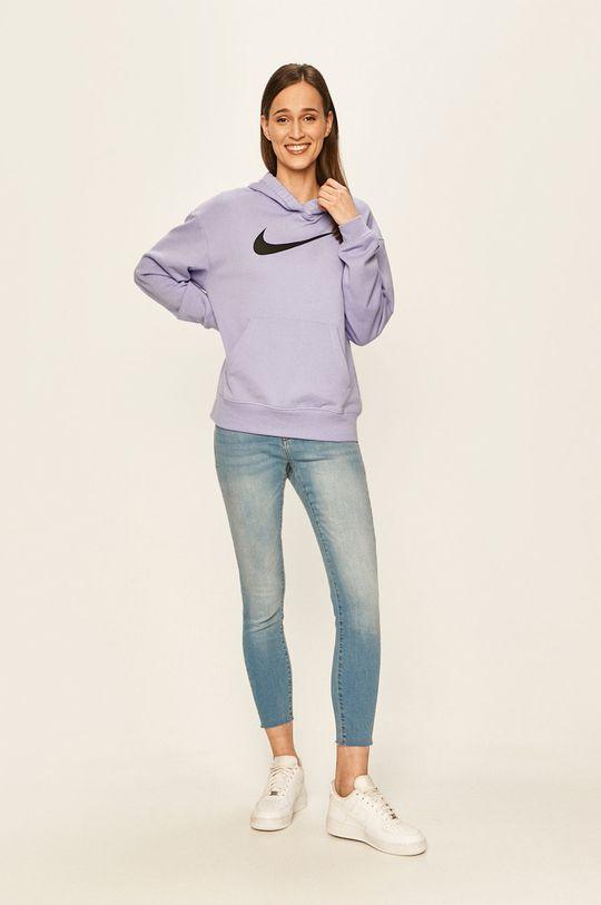 Nike Sportswear - Mikina světle modrá
