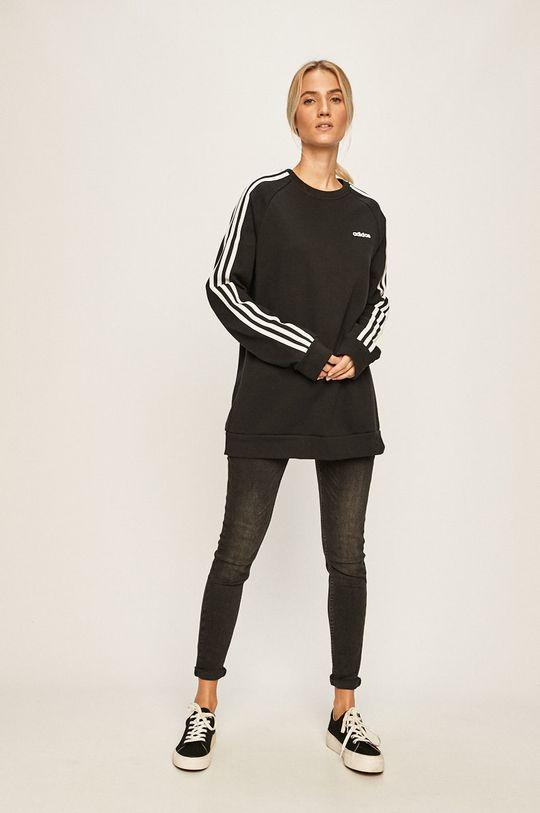чёрный adidas - Кофта Женский