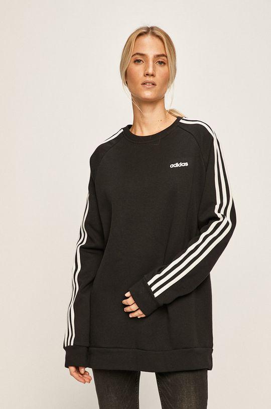 чёрный adidas - Кофта